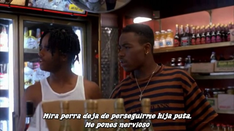 Menace II Society 1993 – Subtitulos Español BY MAGNARE 1/3
