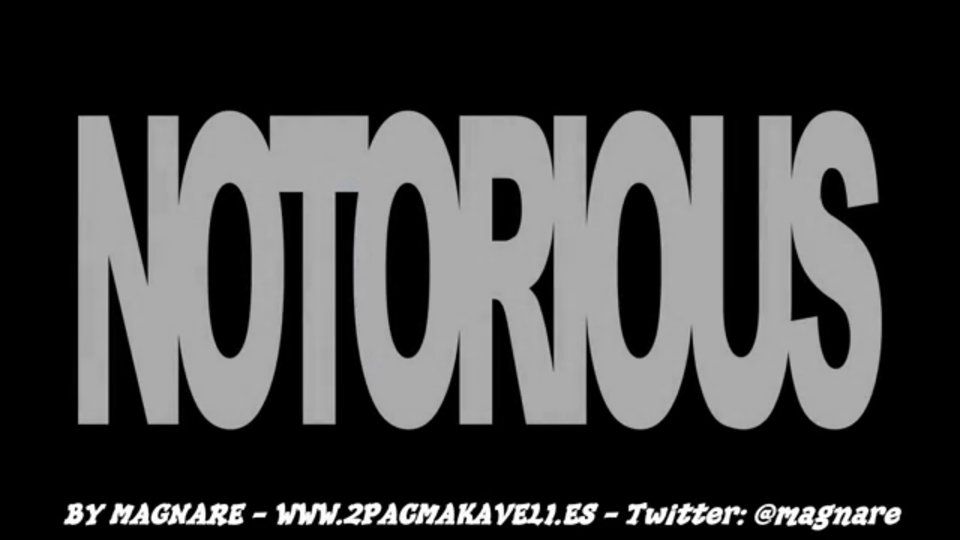 Notorious HD 720p – Subtitulos Español BY MAGNARE 1/4